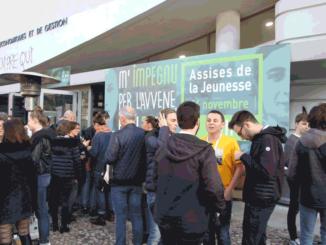 Les Assises de la jeunesse 2019 à Corti