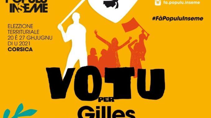 Votu Gilles Simeoni