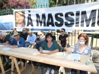 Conférence de presse du collectif Massimu Susini